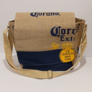 2/$20 Corona crossbody bag beer beach